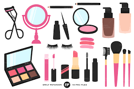 makeup clipart printable free clip art