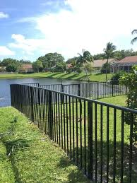 Wrought Iron Fence Installation In Coconut Creek Fl Best Fence Styles