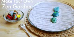 21 cool diy zen garden ideas that will