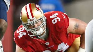 Justin Smith Stats, News & Video - DE | NFL.com