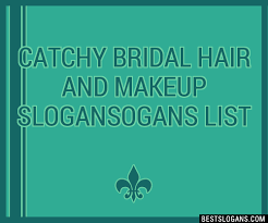 30 catchy bridal hair and makeup ogans