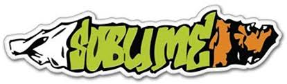 Amazon Com Sublime Ska Punk Joint Vynil Car Sticker Decal Select Size Arts Crafts Sewing