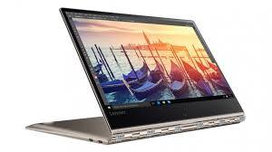 lenovo yoga 910 laptop is now on