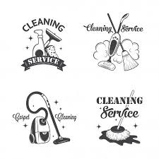 royalty free carpet cleaning logo