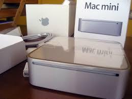 Unboxing Mac mini ♥