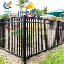 Black Aluminum Decorative Metal Fence Panels For Sale Buy Decorative Metal Fence Panels Product On Alibaba Com