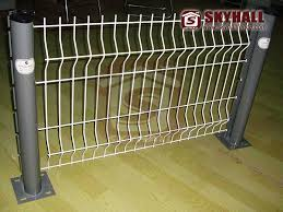 Welded Wire Mesh Fence Panels Skyhall Fence