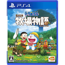 Ps 4 Doraemon The Story English Version 7/30