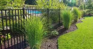 Protect A Child Fence Consultants Of West Michigan Landscaping Around Pool Fence Landscaping Inground Pool Landscaping
