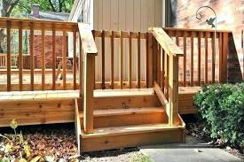 Outside Deck Railing Ideas Juliainterior Co