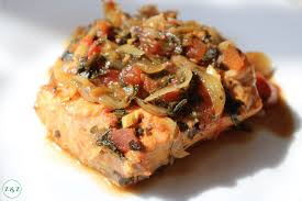 Healthy Baked Salmon Recipe by Zaatar ...