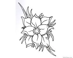 white pictures of flowers to print