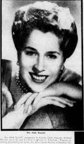 Miss Adele Reynolds - Newspapers.com