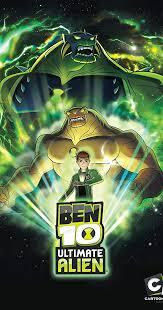 ben 10 ultimate alien tv series 2010