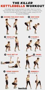 weight loss workout calendar