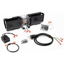 fireplace blower fan kit for heat n glo