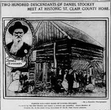 Daniel Stookey (1773 - 1835) - Genealogy