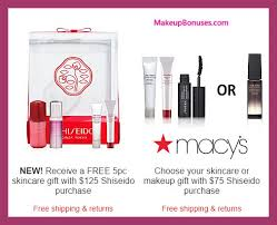 macy s free bonus gifts with purchase