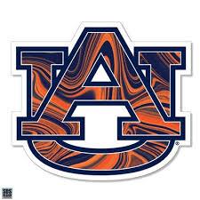 Auburn Tigers Auburn Automotive Decals Alumni Hall
