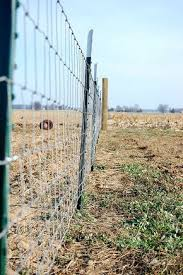 How To Install A Woven Wire Fence Wire Fence Welded Wire Fence Dog Fence