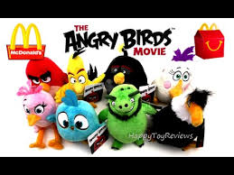 2016 the angry birds plush toys
