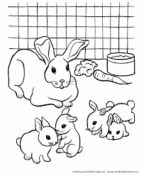 pets coloring pages free printable