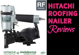 hitachi roofing nailer review features