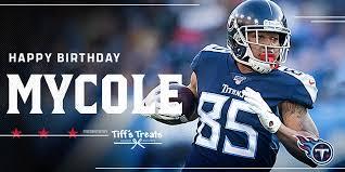 Happy Birthday MyCole Pruitt! 🎉 - Tennessee Titans | Facebook