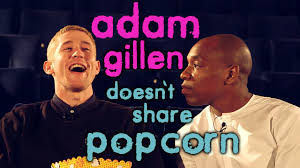 Benidorm Star Adam Gillen's London Cinema Tips! - Celebrity city hacks -  YouTube