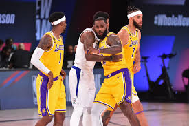 NBA Playoffs: Lakers, Clippers both vote to stop season in protest - Silver  Screen and Roll