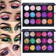 eyeshadow cosmetic makeup kit shimmer