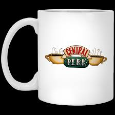 Central Perk Friends Tv Shows Mugs - The Wholesale T-Shirt Co.
