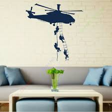 Army Vinyl Wall Art Decal Sticker Perfect To Decorate Your Child S Independence