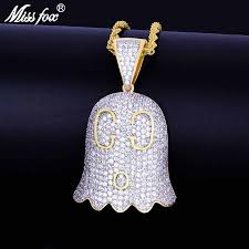 leopard head 24k gold plated aaa cubic