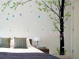 Wall Decal Tree Wall Decal Living Room Wall Decals Tree Etsy