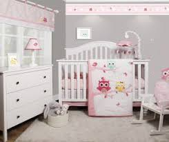 family 6 piece baby girl nursery