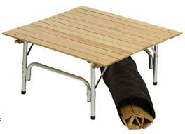 low camping table choozone
