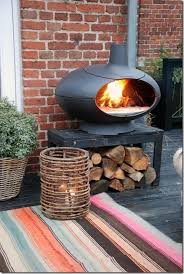 kamino outdoor fireplace