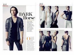 Project Runway's Dark Horse | News | Dmitry Sholokhov