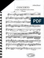 Alfred Reed - Concerto