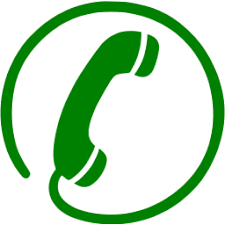 Green phone 39 icon - Free green phone icons