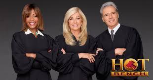 Hot Bench - Meet the Judges