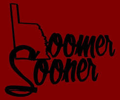 Oklahoma Sooners Decal Ou Boomer Sooner Car Window Cup Decal Cup Decal Oklahoma Sooners Sooners