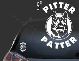 Letterkenny Pitter Patter Window Sticker Decal Many Colors To Choose Ebay