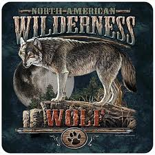 Wolf Wilderness 3 Pack Of Vinyl Decal Stickers 5 For Laptop Car Walmart Com Walmart Com