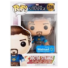 Funko Pop Marvel Doctor Strange Doctor Strange 174 Vinyl Bobblehead Figure Walmart Com Walmart Com