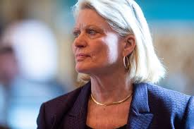 Ex-Secretary of State Ruth Johnson questions motive behind ...