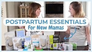 postpartum gifts for mom gift basket