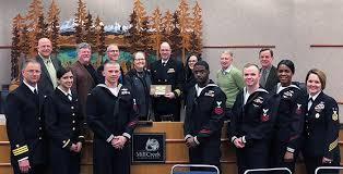 City of Mill Creek adopts USS Ralph Johnson | News of Mill Creek