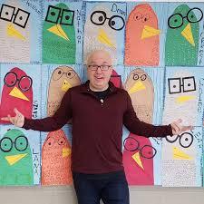 Nerdy Bird book art + author Aaron Reynolds (@aaronreynoldsbooks) on  Instagram   Book activities, Teacher hacks, Author